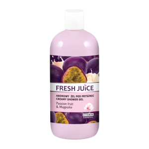 FRESH JUICE KREMOWY ŻEL POD PRYSZNIC PASSION FRUIT&MAGNOLIA 500ML