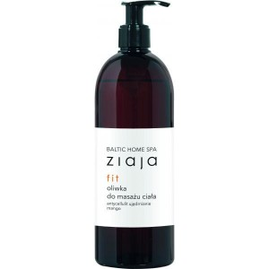 ZIAJA BALTIC HOME SPA FIT OLIWKA DO MASAŻU CIAŁA MANGO 490ML