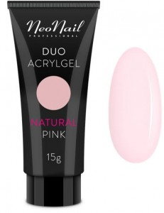 NEONAIL DUO ACRYLGEL NATURAL PINK 15g