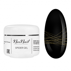 NEONAIL SPIDER GEL GOLD 7238 5ML