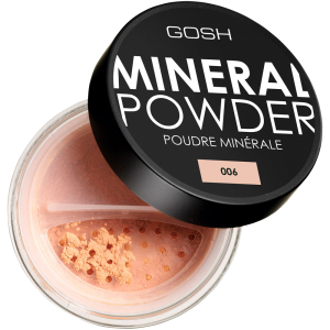 GOSH PUDER SYPKI MINERALNY 006 HONEY