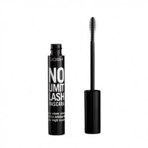 GOSH TUSZ DO RZĘS NO LIMIT LASH 001 BLACK