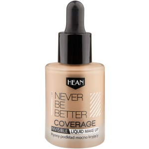 HEAN HEAN PODKŁAD NEVER BE BETTER COVERAGE 102 35 ML