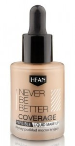 HEAN HEAN PODKŁAD NEVER BE BETTER COVERAGE 104 35 ML