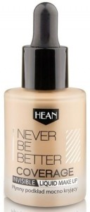 HEAN HEAN PODKŁAD NEVER BE BETTER COVERAGE 103 35 ML