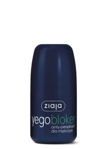 ZIAJA YEGO BLOKER ANTY PERSPIRANT ROLL-ON 60ML