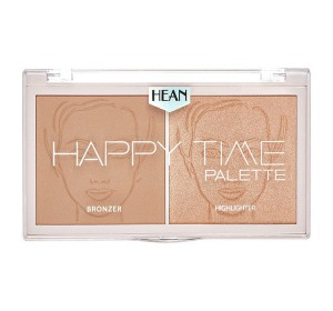 HEAN HAPPY TIME PALETTE 02 SUNNY 18g