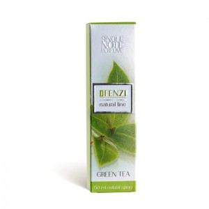 JFENZI NATURAL LINE GREEN TEA WODA PERFUMOWANA 50ML