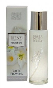 JFENZI NATURAL LINE WHITE FLOWERS WODA PERFUMOWANA 50ML