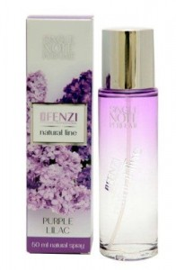 JFENZI NATURAL LINE PURPLE LILAL WODA PERFUMOWANA 50ML