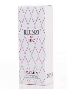 JFENZI FOR ME WOMEN EDP 100ML
