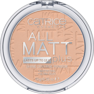 CATRICE PUDER MATUJĄCY ALL MATT PLUS 025 10G