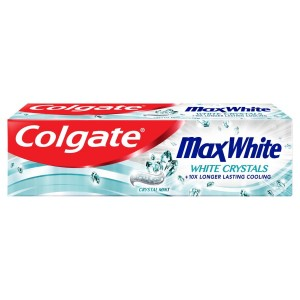 COLGATE MAX WHITE PASTA DO ZĘBÓW 100 ML