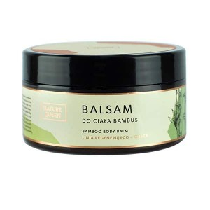 NATURE QUEEN BALSAM DO CIAŁA BAMBUS 200 ML
