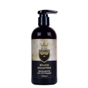 BY MY BEARD SZAMPON DO BRODY I ZAROSTU 300 ML