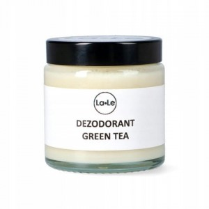 LA-LE DEZODORANT GREEN TEA 120ML SZKŁO