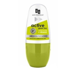 AA DEO ROLL-ON ACTIVE GREA TEA 50ML