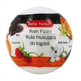 BELLE NATURE KULE DO KĄPIELI OWOCOWE 140g