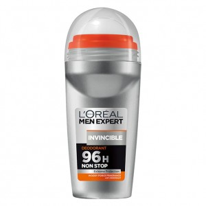 L'OREAL MEN EXPERT DEO ROLL ON 50ML INVINCIBLE