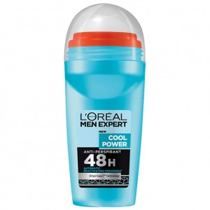 L'OREAL MEN EXPERT DEO ROLL ON 50ML COOL POWER