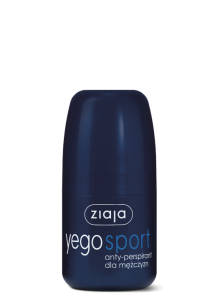 ZIAJA YEGO SPORT ANTY PERSPIRANT ROLL-ON 60ML