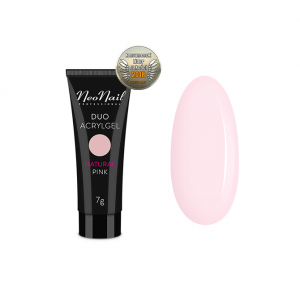 NEONAIL DUO ACRYLGEL NATURAL PINK 7G