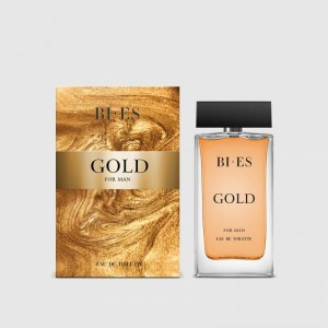 BI-ES MEN EDT 90ML GOLD