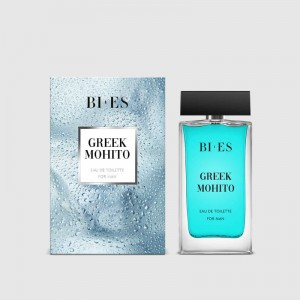 BI-ES MEN EDT 90ML GREEK MOHITO