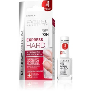EVELINE NAIL THERAPY EKSPRESOWY UTWARDZACZ DO PAZNOKCI EXPRESS HARD 12ML