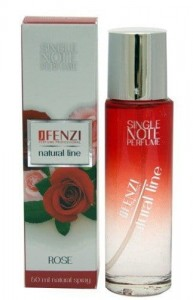 JFENZI NATURAL LINE ROSE WODA PERFUMOWANA 50ML