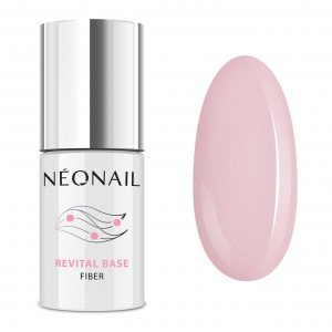 NEONAIL BAZA HYBRYDOWA 8171 7,2ML REVITAL BASE FIBER CREAMY SPLASH