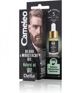 DELIA CAMELEO MEN OLEJK DO BRODY 10ML