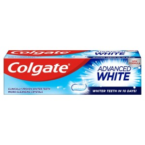 COLGATE ADVANCE WHITE PASTA DO ZĘBÓW 100 ML