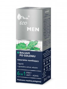 AVA ECO MEN BALSAM PO GOLENIU 50ML