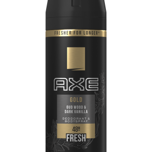 AXE MEN GOLD DEZODORANT BODY SPRAY 150ML