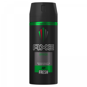 AXE MEN AFRICA DEZODORANT BODY SPRAY 150ML
