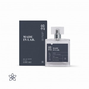 MADE IN LAB MEN 28 EAU DE PARFUM 100ML