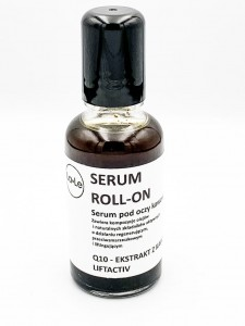 LA-LE SERUM ROLL-ON POD OCZY KAWOWE 30ML