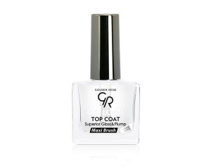 GOLDEN ROSE PREPARAT ŻELOWY GEL LOOK TOP COAT 10,5ML
