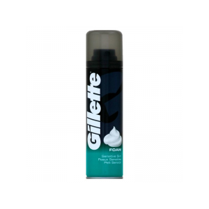 GILLETTE MEN PIANKA DO GOLENIA SENSITIVE 200ML