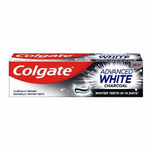 COLGATE ADVANCE WHITE CHARCOAL PASTA DO ZĘBÓW 100 ML