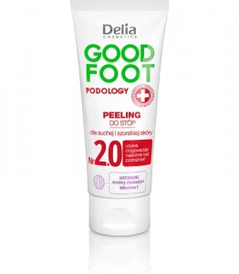 DELIA GOOD FOOT 2.0 PEELING DO STÓP 60ML